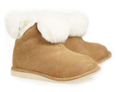 ON SALE !!! Women Natural Leather, wool, Shearling Slippers, shoes boots Very light and comfy! Good gift! Genuine