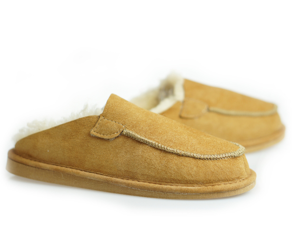 best wool lined slippers
